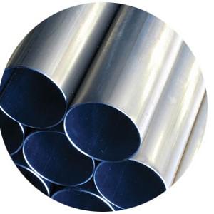 Rury aluminiowane